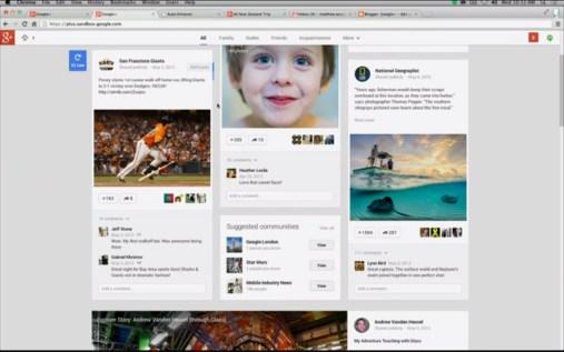 Nuevo diseño del steam de Google Plus (1)