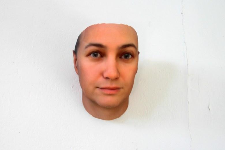 Stranger Visions, esculturas hechas con información del ADN