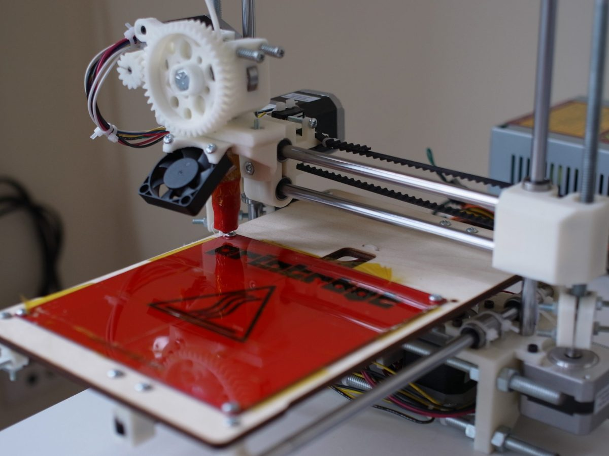 Crear implantes con impresora 3D