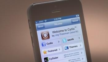 Iphone Jailbreak Cydia