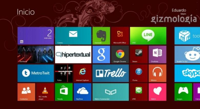 windows 8 gizmologia