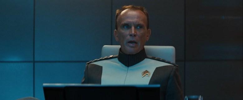 Crítica de Star Trek en la oscuridad Peter Weller