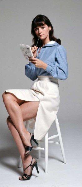 Margot Kidder es Lois Lane