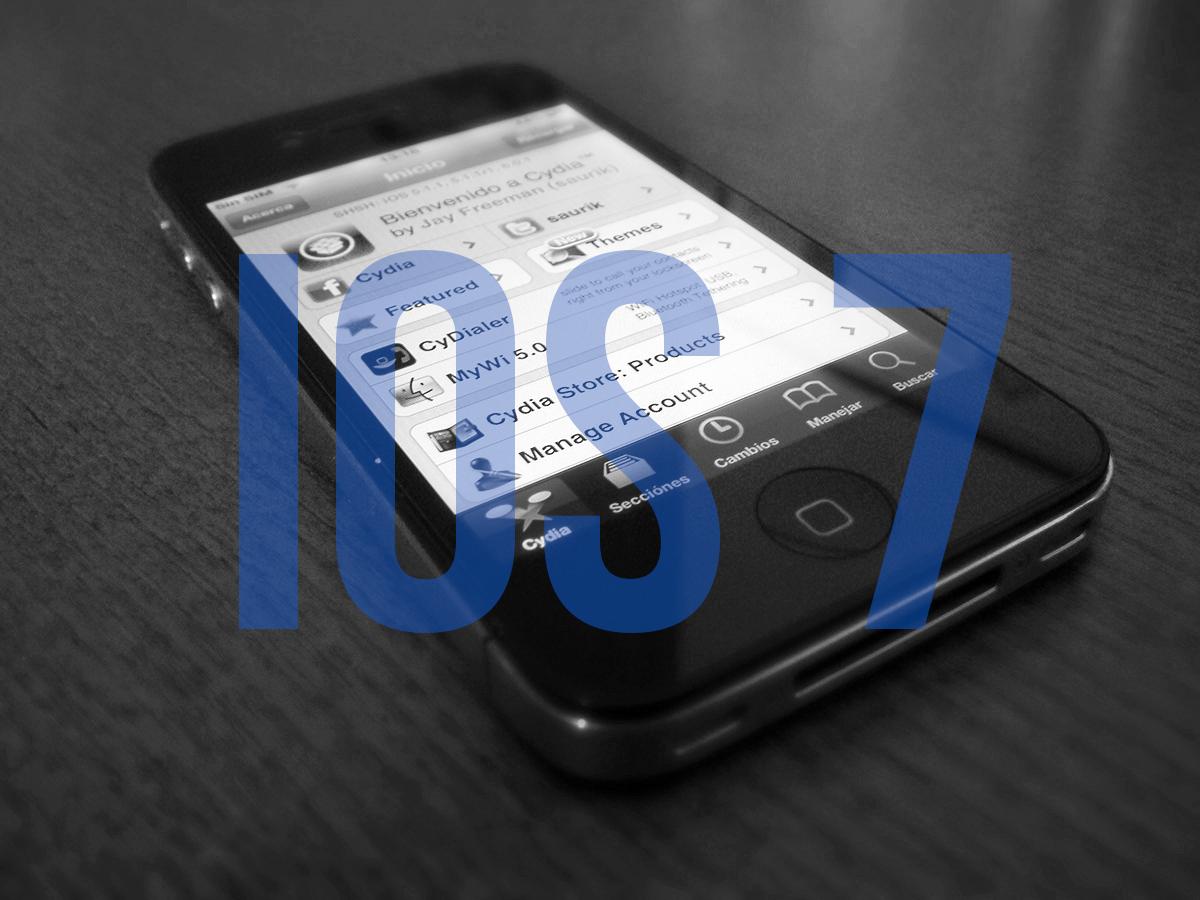 rumores de iOS 7
