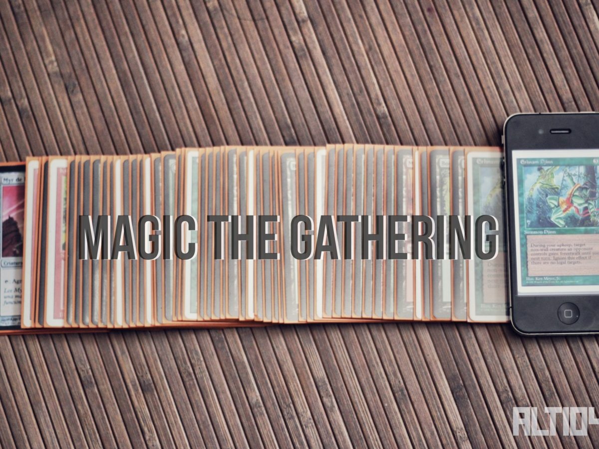 juegos para magic the gathering