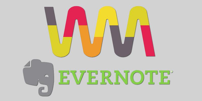 Wayra y Evernote