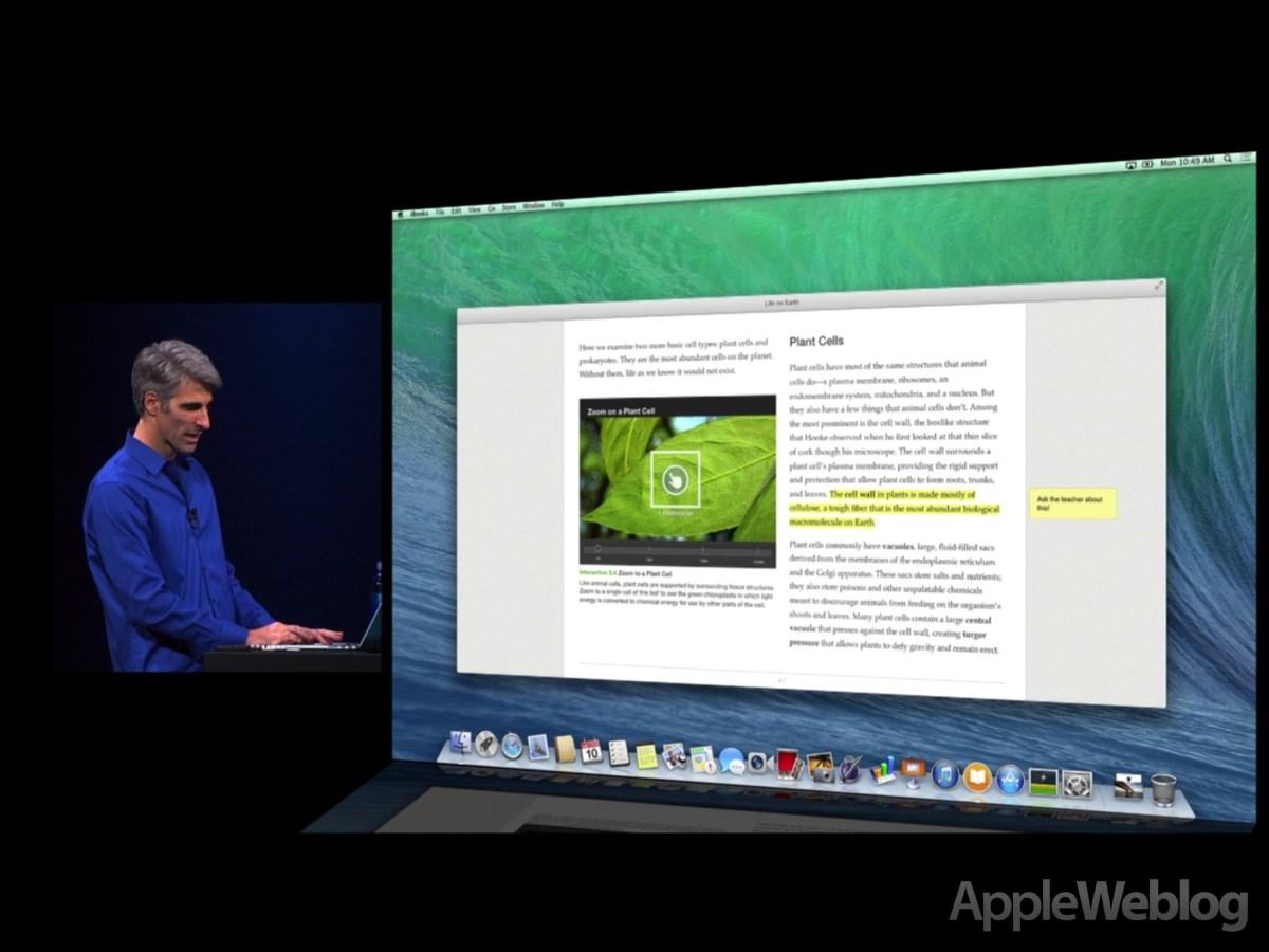 ibooks para OS X