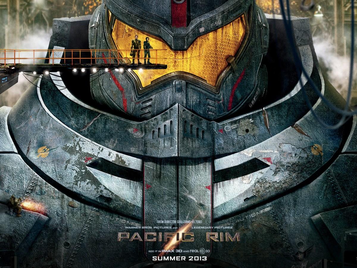 Poster para la crítica de Pacific Rim