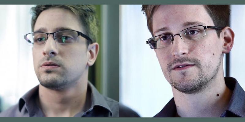 cortometraje sobre Edward Snowden