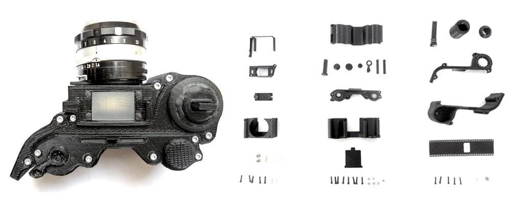 imprimir una cámara de fotos