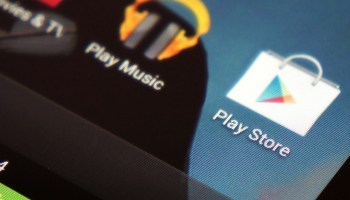 rediseño de la Google Play Store