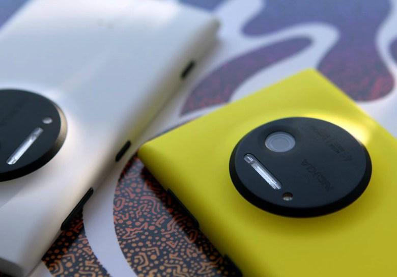 cámara Nokia Lumia 1020