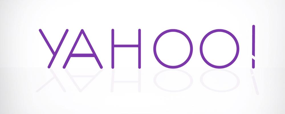 Yahoo cambia el diseño del logo