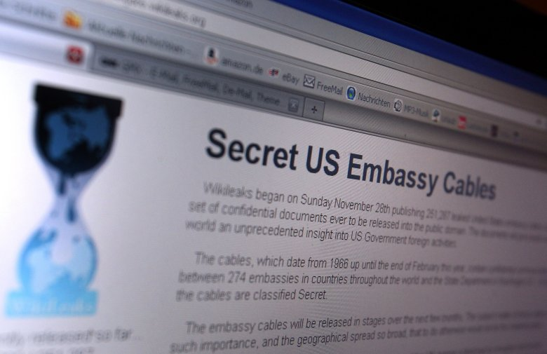 WikiLeaks-Filtracion-de-cables-del-Departamento-de-Estado- Bradley Manning