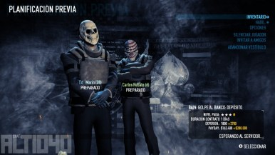 payday 2 - 6
