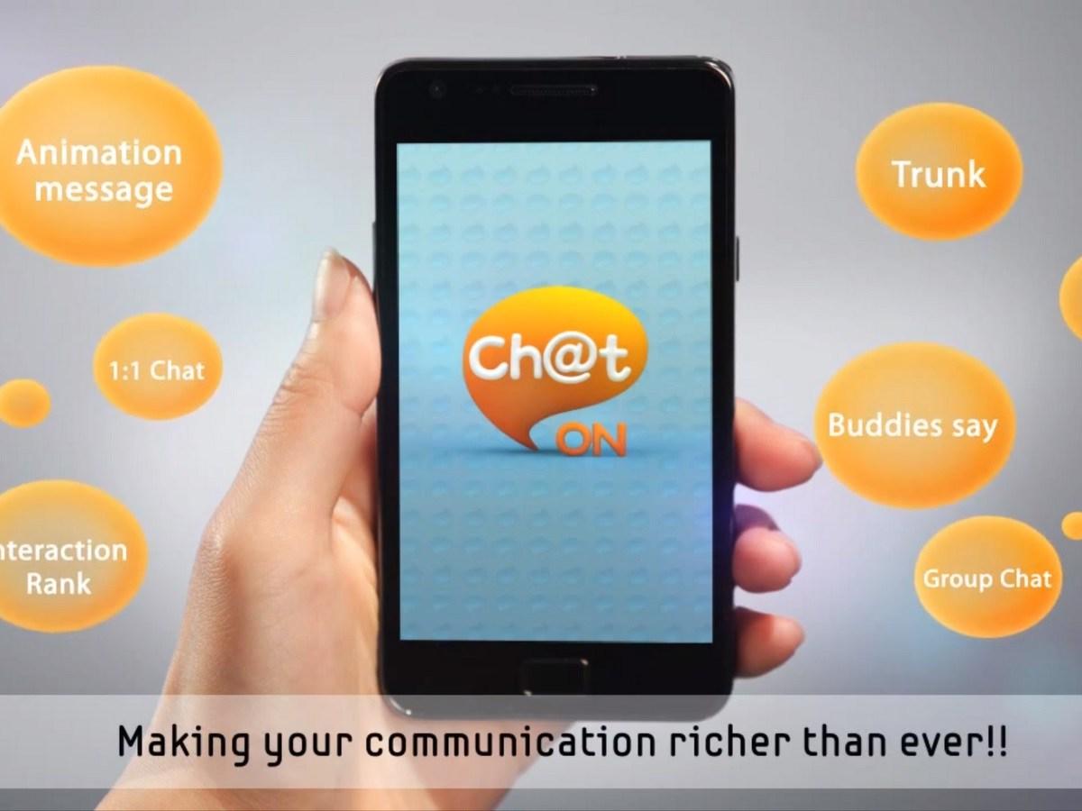 ChatON Samsung