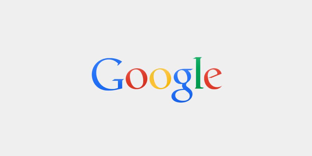 Nuevo logo de Google