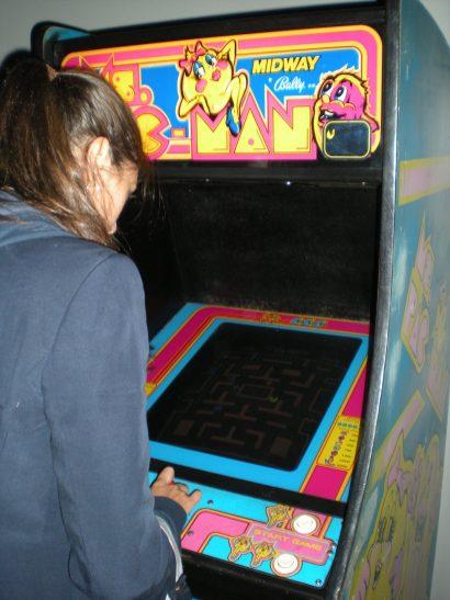 Mrs Pacman - Arcades de leyenda