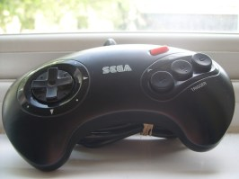 Sega Mega Drive Pad