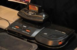 Sega Mega Drive - periféricos