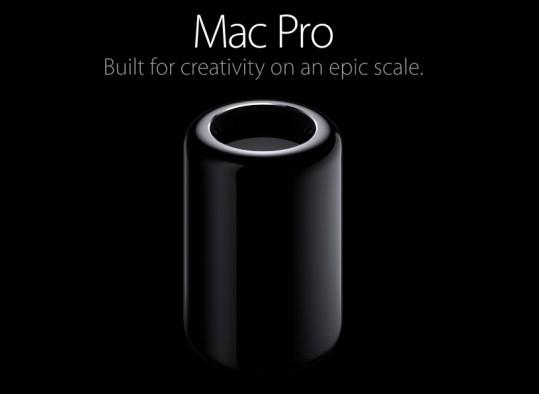 nuevo mac pro