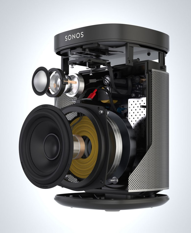 Sonos Play:1 Interior