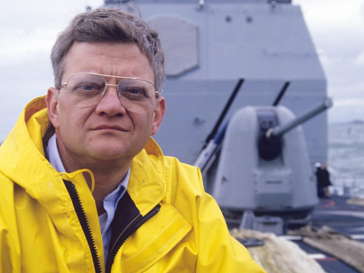 Tom Clancy Portraits