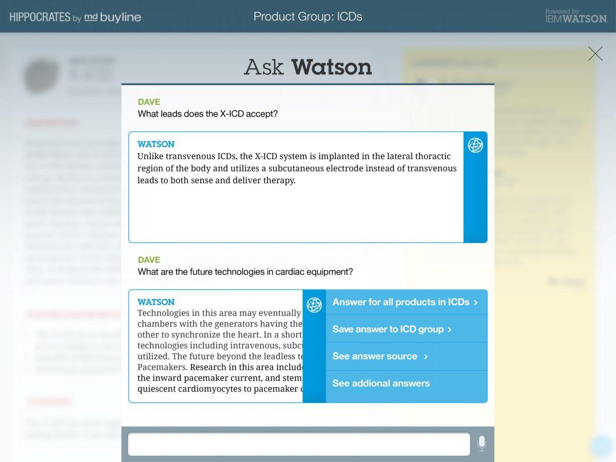 Watson Ecosystem