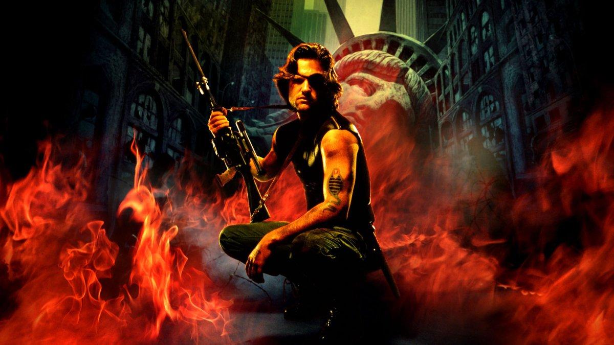 Escape from New York - ciencia-ficción