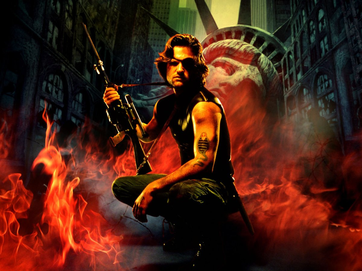 Escape from New York - ciencia-ficción