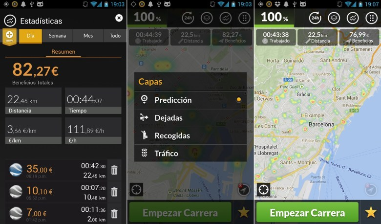 Smartaxi app android