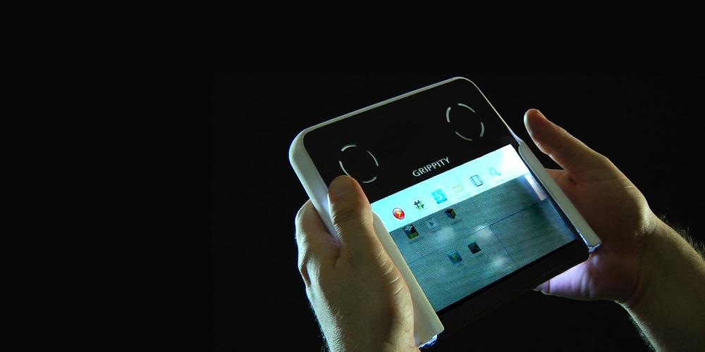 tablet transparente