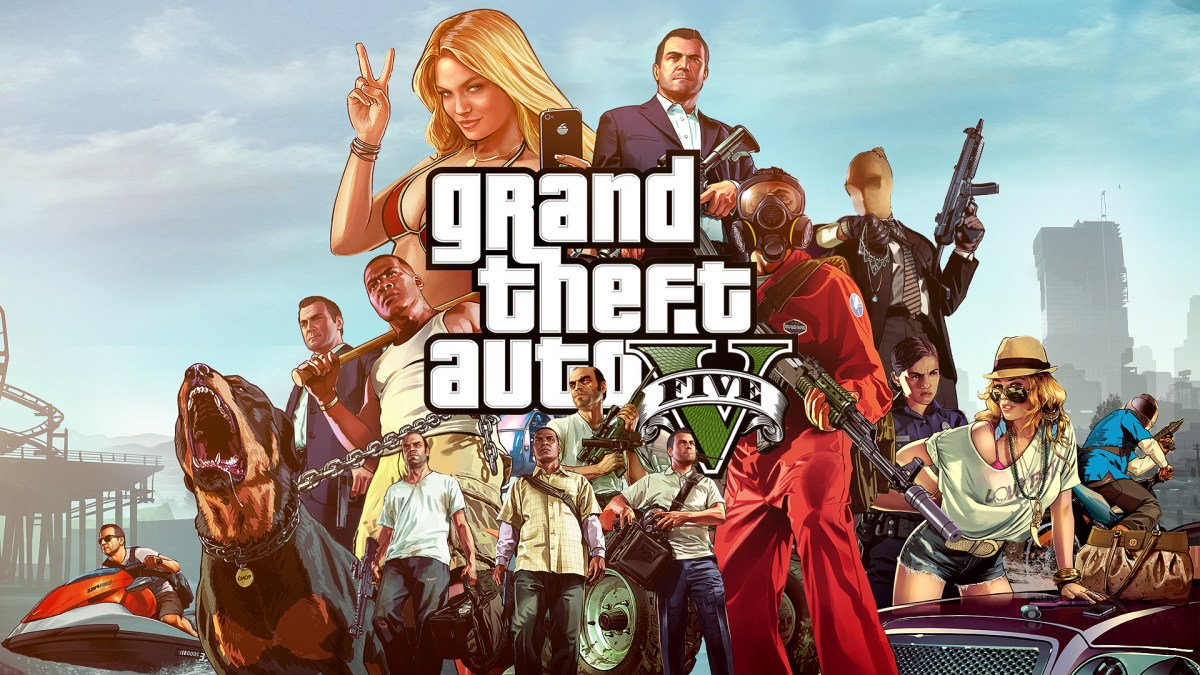 Grand Theft Auto V para PC