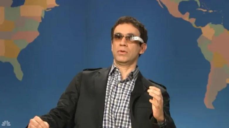 Google Glass (SNL)
