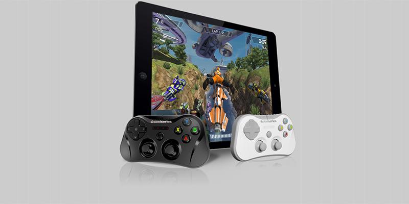 gamepad wireless compatible con el iPad