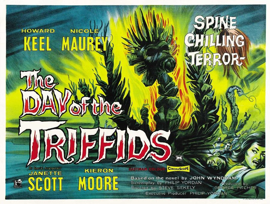 The Day of the Triffids - clásicos de la ciencia-ficción para el fin de semana