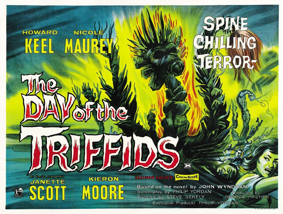 The Day of the Triffids - clásicos de la ciencia-ficción para el fin de semana