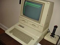 VisiCalc en un Apple II (2)