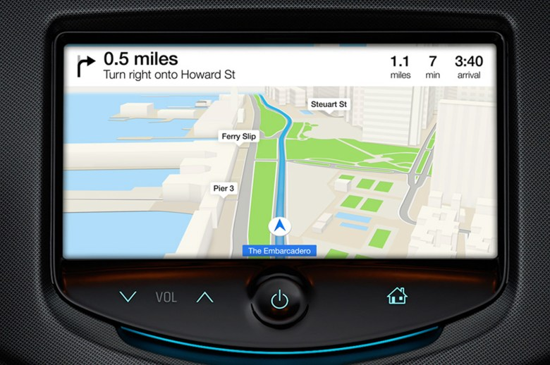 Android a los coches