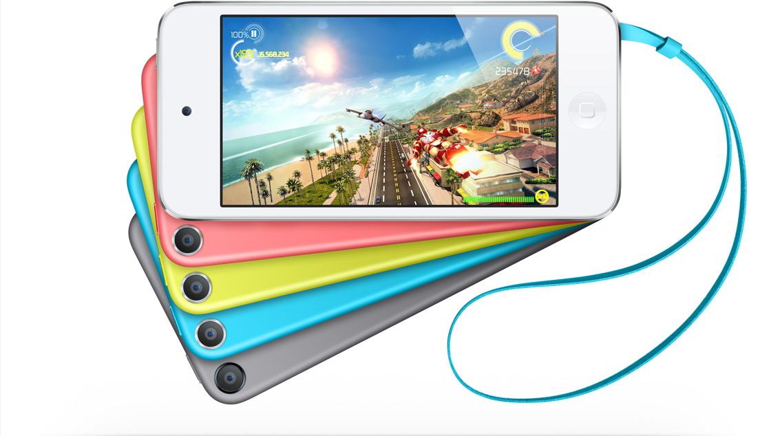ipod videojuegos