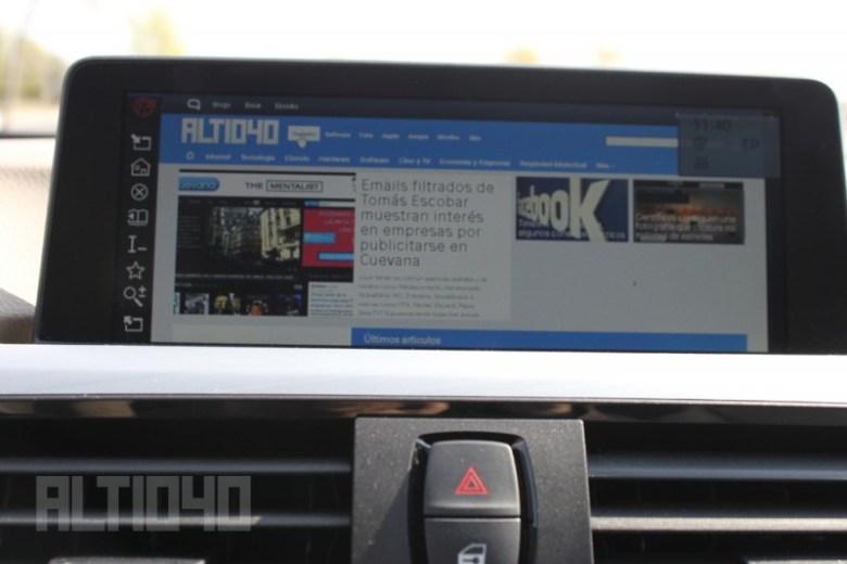 publicidad en los coches