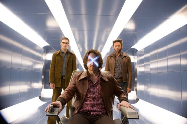 Nuevas imágenes de X-Men Days of Future Past y su peculiar vestuario 8