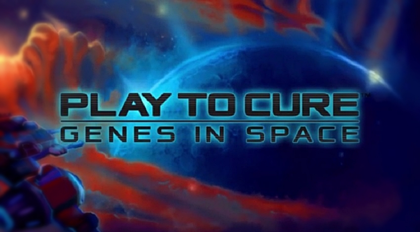 Play to Cure: Genes in Space