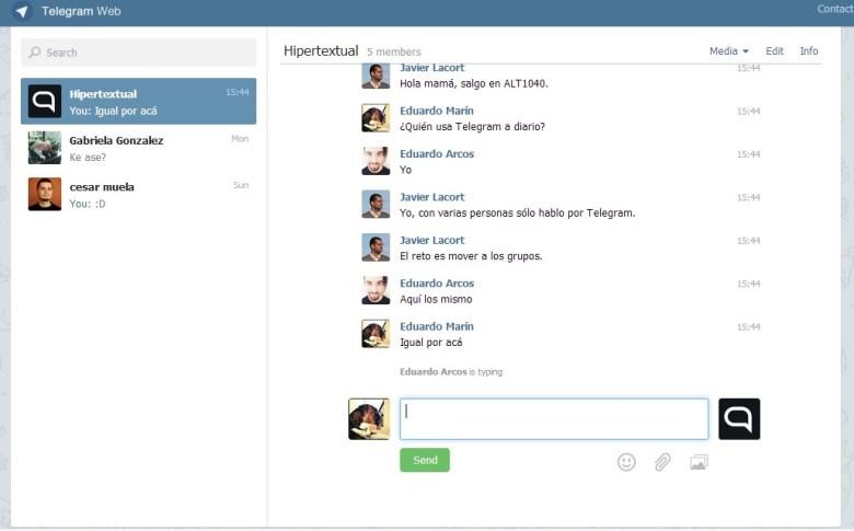 telegram web 2