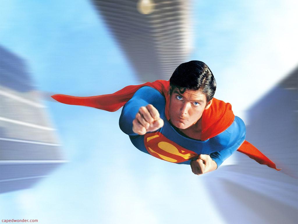superman gopro