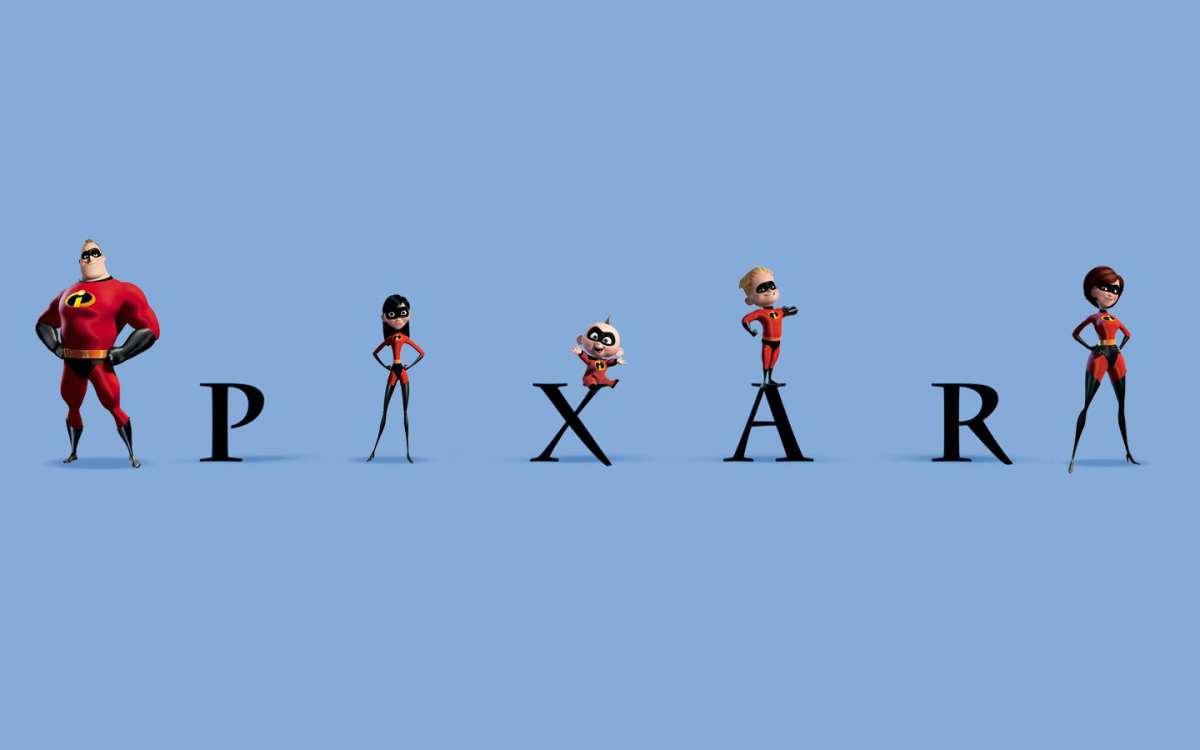 the incredibles 2 pixar