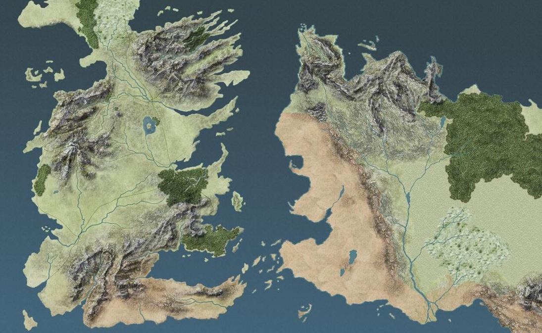 mapa interactivo game of thrones