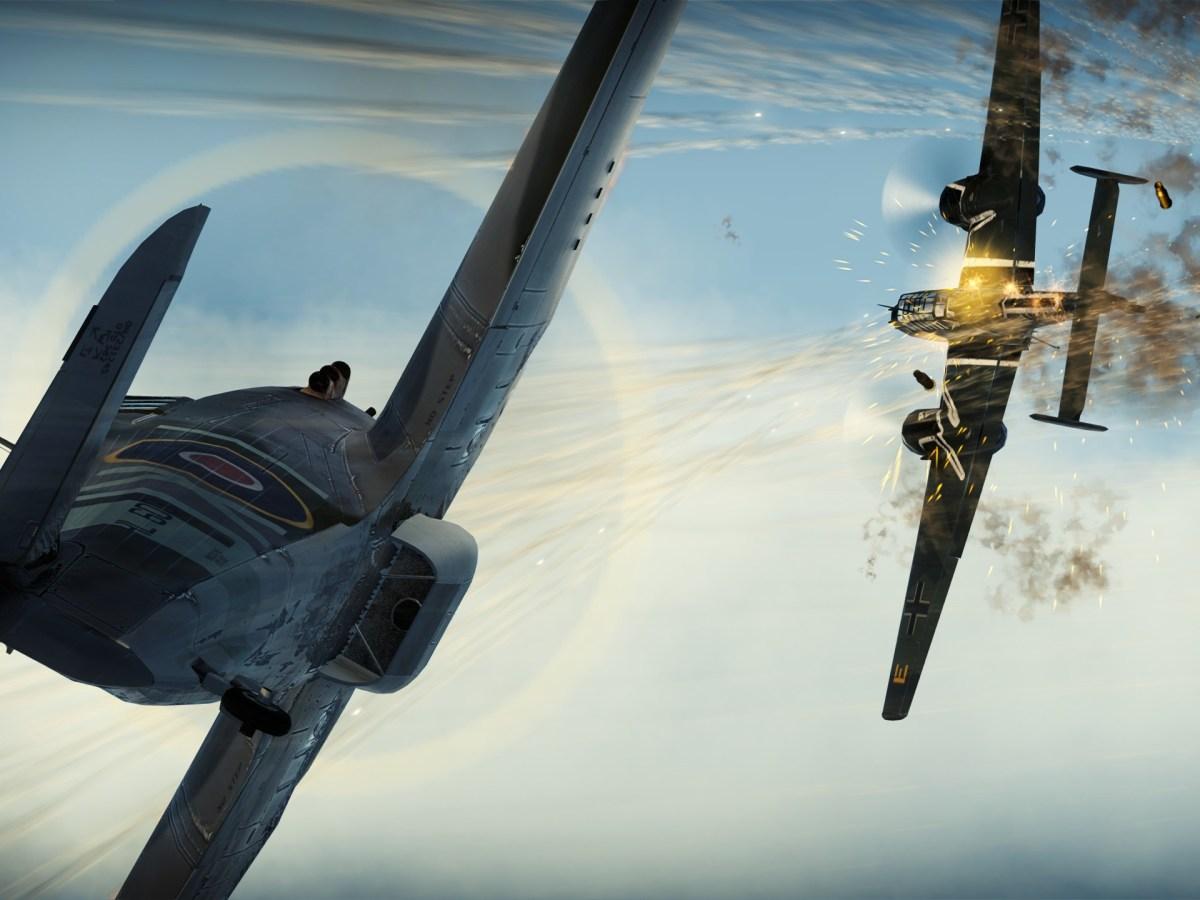 war thunder simulador de vuelo