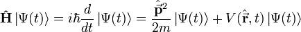 La Ecuación de Schrodinger