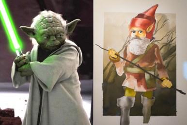 Yoda, 'Star Wars' - Imgur